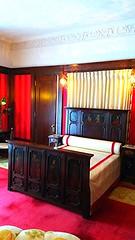 The Silver Maple Room (Terry Hassan) Tags: usa florida miami palmbeach flaglermuseum whitehall mansion museum bedroom preraphaelite exhibit