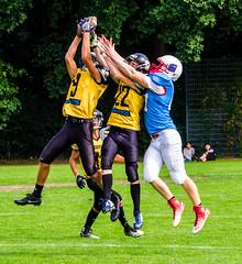 MS Blackhawks vs Bonn Gamecocks