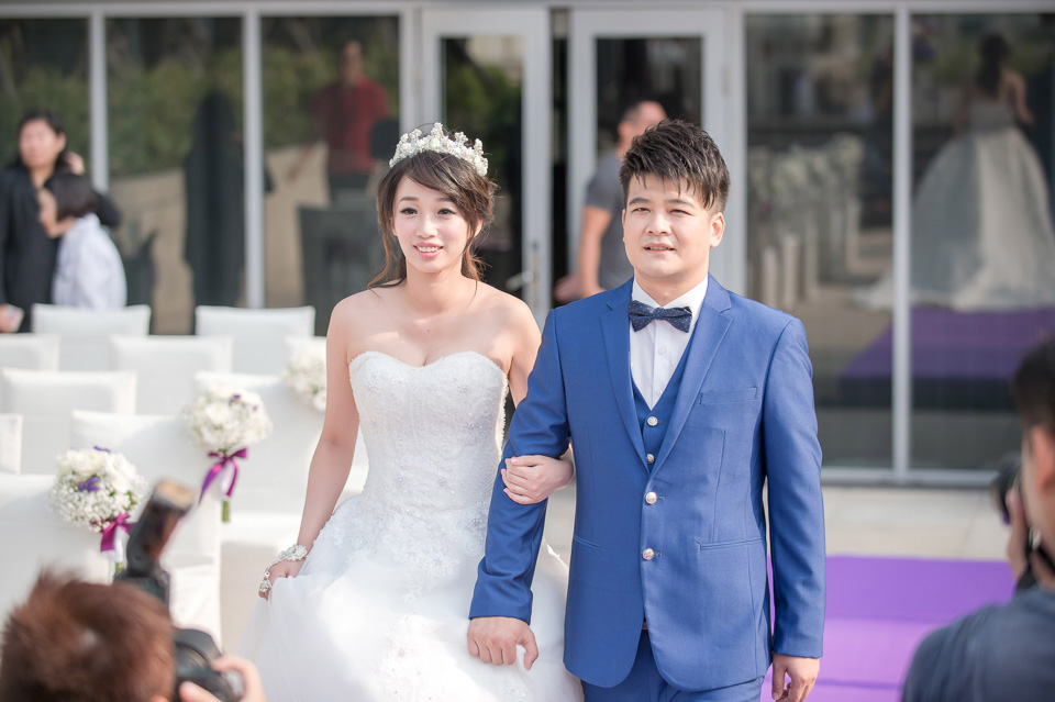 台南婚攝丫賓 晶英酒店 戶外證婚 015