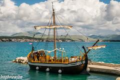 Croatia 2016-13 (loughviewjbm) Tags: 2016 solarisresort boat croatia sailingboat sea coast mountains spring
