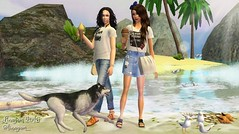 Happy Days  (Linayum) Tags: sims sims2 simmer thesims thesims2 lossims2 ts2 ts2pictures game juego virtual virtuallife mysims linayum