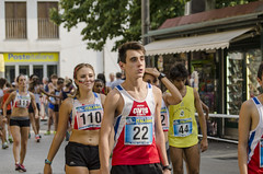 Matteo Coppari e Maria Cavalieri