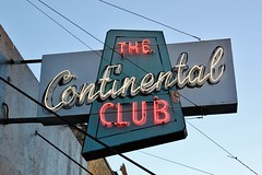The Continental Club (chearn73) Tags: austin texas unitedstates america american neon sign neonsign bar club venue music lights typography letters