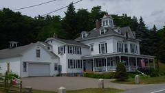 Summer in New England - IMGP5419 (catchesthelight) Tags: centralharbornh summer newengland charm historichouses changeableskies roadside travel