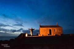 Stav St Ives church (ocadoo) Tags: landsend cornwall saintives lymeregis sea beach icecream