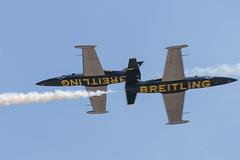 Breitling Jet Team (Trent Bell) Tags: aircraft mcas miramar airshow california socal 2016 breitlingjetteam americantour l39 albatross