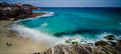 Tamarama Beach (Bluemonkey08) Tags: australia bluemonkey08 bondi d7000 ericlam lightcraft nd500 nsw nikond7000 sculpturebythesea sydney tamarama tokina1116mmf28atxpro