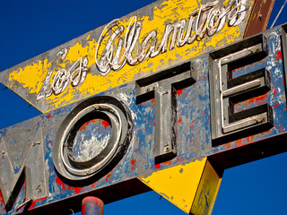 Los Alamitos Motel, Grants, NM