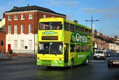 E458SON, Snow Hill 10/11/12 (MCW1987) Tags: bus green london buses mk2 harrow metrobus mcw 558 458 mk2a e458son m1458