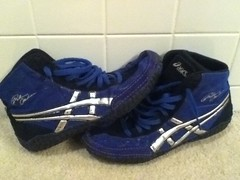 Rulons (KmoKilla(8165070944)) Tags: blue shoes wrestling nike sample asics adidas combat sales rwb speeds freeks p2s rulons kolats