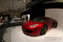 2013 McLaren 12C (Brett Levin Photography) Tags: auto show aluminum miami twin international turbo mclaren torque twinturbo 616 38l dohc 443 12c 2013