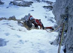 SIB_02565 (Antonio Palermi) Tags: alpinismo vettore montisibillini pizzodeldiavolo spigolobafile direttissimaalcolletto