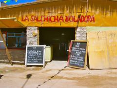 Ayquina. Chile. (Lucas Burchard) Tags: sandwich queso hoy vacuno pollo asado extra ensalada arroz chilena completo cordero cecina paila menú voladora cazuela salchicha puré sopaipilla estofado