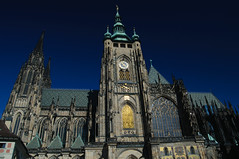 Prague - Castle - St Vitus Cathedral (bautisterias) Tags: czech prague prag praha praga tschechien tschechischerepublik czechrepublic bohemia bohemian easterneurope rpubliquetchque  centraleurope  repblicacheca bhmen  echy esko eskrepublika