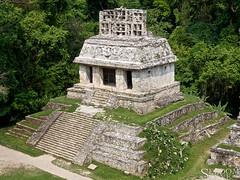 Temple of the Sun (Seldom Scene Photography) Tags: archaeology méxico geotagged mexico ruins maya mayan palenque gps chiapas olympuse5 olympuszuikodigital1454mmf2835ii