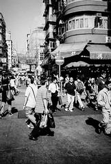 Shum Shum Po (wilsonchong888) Tags: white black film hongkong streetphotography m3 kowloon fujifilmneopan400 leicasummicronm35mmf2version1