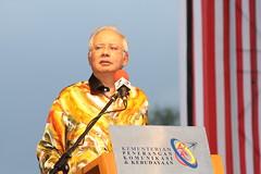 Majlis Rumah Terbuka Malaysia Deepavali 2012. (Najib Razak) Tags: prime malaysia pm minister rumah 2012 perdana deepavali razak najib majlis menteri terbuka najibrazak