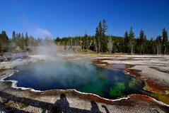 Pools, West Thumb, Yellowstone N.P. (Manuel G.S.) Tags: usa west thumb yellowstone wyoming np calderas manuelgs