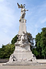 62 CALAIS - Monument du Souvenir Français