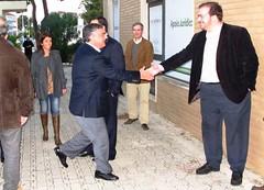 Inauguração Sede CPS Barreiro