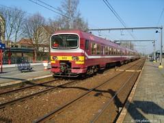 86 912-105190 (VDKphotos) Tags: am belgium emu vlaanderen nmbs ninove sncb am86
