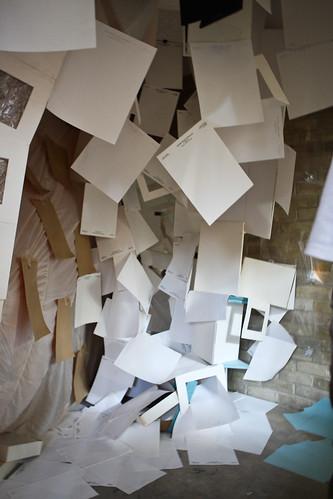 Delbau Installation Shot by Justin Parr