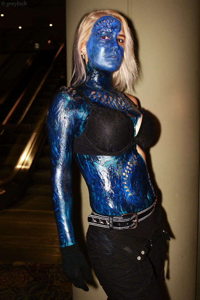 hot sexy mystique naked