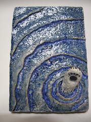swim in the water (danahaneunjeong) Tags: bear ceramic polarbear polar