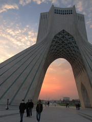 azadi-tower2 (diaetmilch) Tags: monument iran landmark teheran azaditower