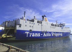 Trans Asia 9 (cr@ckers43) Tags: ships philippine