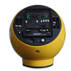 Weltron 2004 in Yellow - Bryce Hudson's Space Age Electronic Collection (brycehudson) Tags: 2004 retro website electronics 1970s tapeplayer spaceage weltron