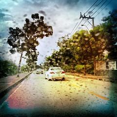 ฝนก้ออยากจะตก แดดก้ออยากจะออก!! เฮ้ออ.. โตโยต้า อุตส่าห์ล้างรถให้