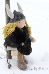 Little Viking (Fig & Me) Tags: boy toy doll natural boneca viking puppe mueca bambola docka lalka papusa dukke popje bommai kukla lutka poupe ningyou stoffpuppe aroosak bubah figandme