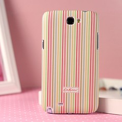 Cath Kidston case for Samsung Galaxy Note 2 II Strips —— $29.99