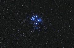 M45 imaged with 50mm Borg (Astronewb2011) Tags: 50mm nikon borg m45 maia pleiades merope Astrometrydotnet:status=failed d5100 astronewb smarteq Astrometrydotnet:id=alpha20121136746584