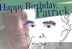 happy birthday patrick (emdot) Tags: happybirthday ocaritas hpd