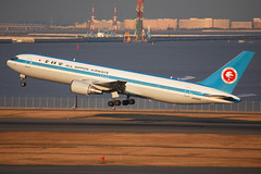 All Nippon Airways B767-381 Retro (JA602A) (TFG Lau) Tags: canon eos star tokyo ana aviation nh retro 5d boeing canoneos spotting 767 haneda hnd planespotting boeing767 b767 staralliance allnipponairways eos5d b763 rjtt ja602a