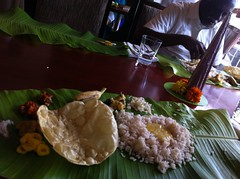 Onasadya 2012 at Holiday Inn, Kochi (Jennifer Kumar) Tags: food india kerala onam 2012 onasadya