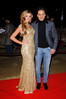 Lucy Mecklenburgh and Mario Falcone The Only Way Is Essex - LIVE episode - James Argent's Charity Show - Essex