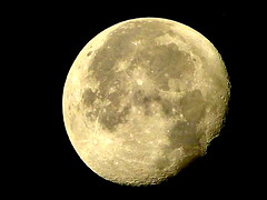 Moon (vega43) Tags: moon craters fz150 moonphoto