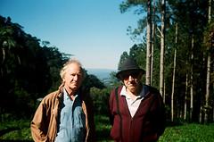 Ademar e Jorge (Natansc) Tags: santa trip 35mm olympus catarina analogica schacht analogic ibirama