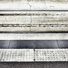 Tram tracks (Andrew Sampson (andysampsonite on instagram)) Tags: street square tracks tram melbourne flinders x100