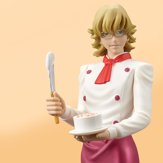 TIGER & BUNNY 特製情人節蛋糕巴納比版