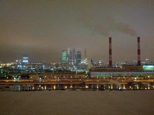 moscow-city ©  quirischa