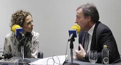 Joyería Suiza en Radio Vigo (2) (Joyería Suiza) Tags: en radio suiza pato manuel ser noelia entrevista entrevistas otero joyería