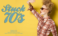 Editorial Stuck in 70s (Fer Stein) Tags: old fashion vintage photography photoshoot stuck moda editorial fotografia seventies 70 stein setenta decada moude