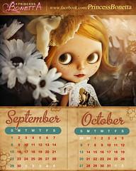 Calendar Sep-Oct