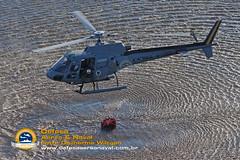 UH-12 Esquilo Bambi-Bucket (Guilherme Wiltgen) Tags: esquilo hu3 marinhadobrasil uh12 aviaonaval