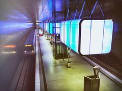 Hafencity Universitt (kfinlay) Tags: ubahn hvv germany hamburg u4 tube subway metro hochbahn