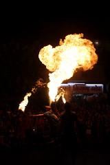BLOW (Harshal Orawala) Tags: fire flame stuntboy stunt india janmastami festival enjoy